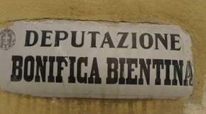 BONIFICHE DEL CONSORZIO AUSER-BIENTINA PER IL 2013. PREVISTI INTERVENTI PER OLTRE 70.000 €URO