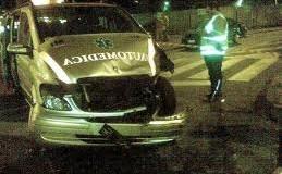 TRAGICO INCIDENTE SULLA A12: muore il conducente dell'automedica che trasportava organi