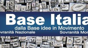 """""""BASE ITALIA TOSCANA"""" IL 5 NOVEMBRE A PISA (DISCO PUB """"LA PAPERINA"""", LARGO ARIETI 25) PER ESPORRE LE RAGIONI DEL """"NO"""""""