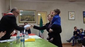 CONSEGNATI GLI ATTESTATI DI CITTADINANZA ITALIANA ONORARIA A 58 FIGLI DI IMMIGRATI A BIENTINA