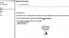 """COMUNICATO STAMPA DEL GRUPPO """"SINISTRA ALTERNATIVA PER CALCINAIA"""""""