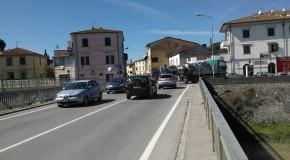 IL PONTE DELLA TOSCOROMAGNOLA A FORNACETTE (SUL CANALE EMISSARIO) CHIUSO GIOVEDI' 3 OTTOBRE.