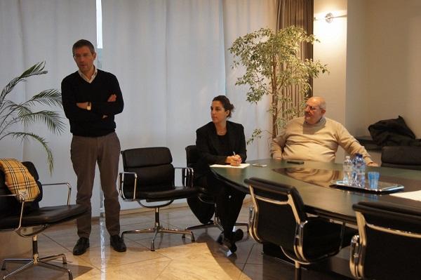 Cristiano Alderigi espone i concetti base della sperimentazione