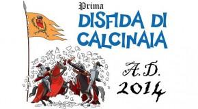 """LA """"DISFIDA DI CALCINAIA"""" DELL' 8 GIUGNO PROSSIMO CERCA SCRITTORI PRONTI A DUELLARE IN PUNTA DI PENNA. SCARICA IL BANDO DI CONCORSO"""