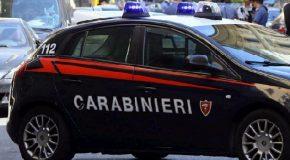 Due georgiani bloccati dai carabinieri a Fornacette dopo un tentato taccheggio