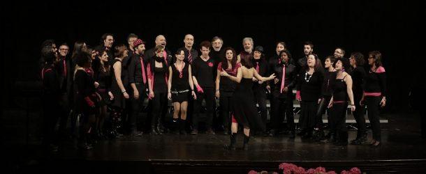 """DOMENICA 18 GIUGNO ORE 19. LCB – LIBERO CORO BONAMICI – IN """"VOCAL POP A CAPPELLA"""""""