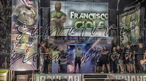 FRANCESCO GIOIA E' L'IRONMANLUGNANO 2016 !