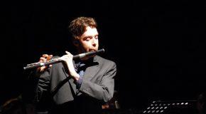 Flauto, Clarinetto e Pianoforte al @ Pontedera Music Festival a Villa Crastan