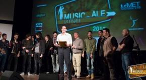 """""""MUSIC… ALE"""" 2013. UN SUCCESSO DI CRITICA E PUBBLICO OLTRE OGNI PIU' ROSEA PREVISIONE. I VINCITORI:"""
