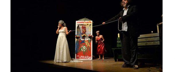 """In scena domenica a Crespina domenica """"Romeo e Giulietta stanno bene ! Amore contro tempo"""""""