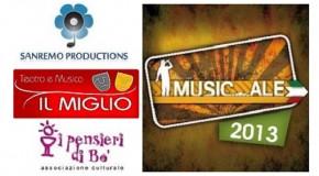 """""""MUSIC…ALE"""" 2013. AL VIA LA IX EDIZIONE TRA MUSICA, DIVERTIMENTO E AMICIZIA…"""