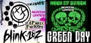 CONCERTO TRIBUTO LINK 182 (THE PARTY FUCKERS) & GREEN DAY (NEED OF GREEN)