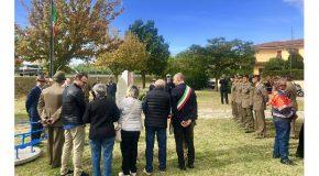 Commemorazione di Francesco Vannozzi, caporal maggiore scelto del 7° Reggimento Alpini