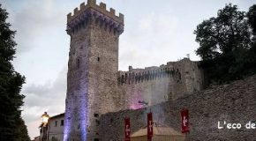 Ferragosto a Vicopisano: Piscina, Rocca aperta, sagra del pesce, passo di barca ed escursioni sul monte…