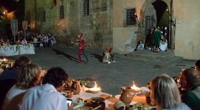 FESTA MEDIEVALE DI VICOPISANO 21° ANNO. ATTESA PER IL WEEK – END DEL 3/4 SETTEMBRE